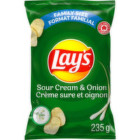 Lays - Sour Cream & Onion Chips