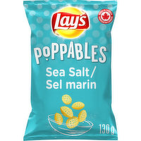 Lays - Popp Sea Salt Snacks, 130 Gram