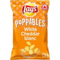 Lays - Poppables White Cheddar Snacks, 130 Gram