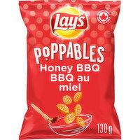 Lays - Poppables Honey BBQ Snacks, 130 Gram