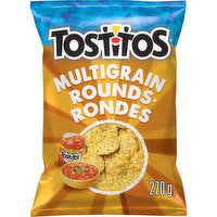 made with the goodness of four grains: corn, buckwheat flour, whole oat flour and whole wheat flour. Pour a bag with your favourite salsa, or serve them up as nachos.