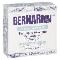 Bernardin - Snap Lid Standard 70mm