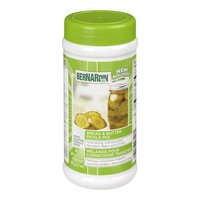 Makes great tasting crunchy pickles, flex batch for convenience, makes up to 13 litres