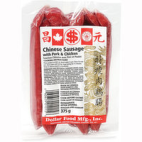 Dollar Food - Chicken with Pork & Chicken Sausage, 375 Gram
