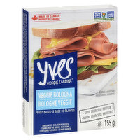 Youll get all the great taste of bologna in these veggie slices but without the fat, cholesterol, or preservatives. Perfect for sandwiches and great in kid's lunches!