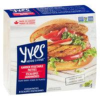 Yves Yves - Garden Vegetable Patties, 4 Each
