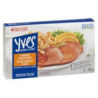 Yves Yves - Veggie Cuisine Canadian Veggie Bacon, 170 Gram