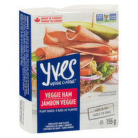 Our versatile Veggie Ham Slices can be loaded into a sandwich, thrown into an omelette or tossed into a chefs salad.