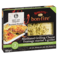 Rougette - Grilling Cheese Herbs