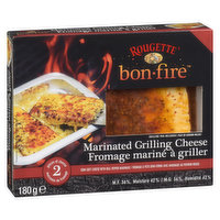 Rougette - Grilling Cheese Bell Peppers