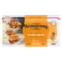 Armstrong - Natural Sliced Cheese - Marble Cheddar
