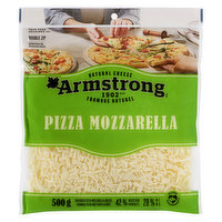 Armstrong - Cheese - 28% M.F. Pizza Mozzarella Shredded