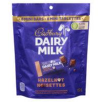 Cadbury - Dairy Milk Hazelnut Mini Bars
