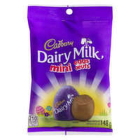 Cadbury - Dairy Milk Chocolate - Mini Eggs, 148 Gram
