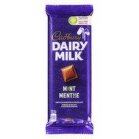 Cadbury - Dairy Milk Mint Family Bar, 100 Gram