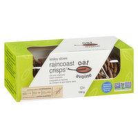 Lesley Stowe - Raincoast Oat Crisps - Rosemary Raisin, 150 Gram