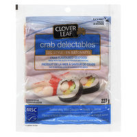 Clover Leaf - Crab Delectables Leg Style, 227 Gram