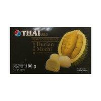 Thai Gold - Durian Musang King Mochi, 180 Gram