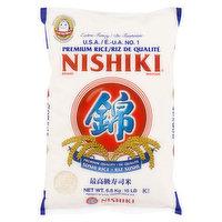 Nishiki - Sushi Rice, 15 Pound