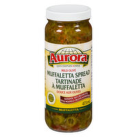 Aurora - Muffaletta Spread Mild Olive