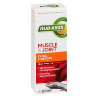 Rub A535 - Muscle & Joint Heating Cream - Extra Strength