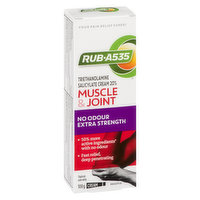 Rub A535 - Muscle & Joint Cream - Extra Strength/No Odour