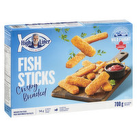 Family Pack Breaded Sticks.Made From Minced Fish Fillets. 26 or More Pieces