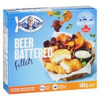 High Liner - Captain's Catch Beer Battered Fillet
