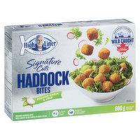 High Liner High Liner - Wild Caught Haddock Bites Roasted Garlic & Herb, 600 Gram