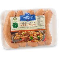 Hallmark - Turkey Sausage Mild Italian, 450 Gram