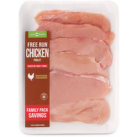 Family Pack Savings. Raised on Family Farms. Breast AVG pack size -625g-725g.