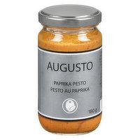 Augusto - Paprika Pesto Sauce