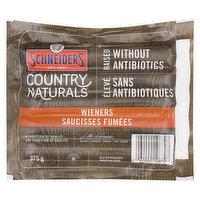 Schneiders Schneiders - Country Naturals Wieners, 10 Each