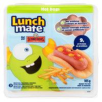 Schneiders - Lunch Mate - Hot Dogs, 105 Gram