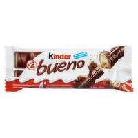Milk Chocolate Covered Wafer with Smooth Milky Hazelnut Filling.