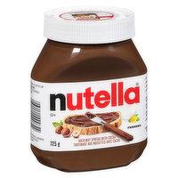 Nutella - Hazelnut Spread, 725 Gram
