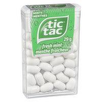 Tic Tac - T60 Fresh Mint, 29 Gram
