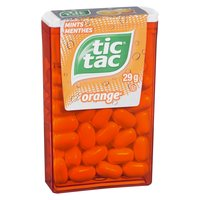 Tic Tac - Orange Mints, 29 Gram