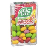 Tic Tac - Mints - Fruit Adventure, 29 Gram