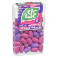 Tic Tac - Big Berry Adventure, 29 Gram