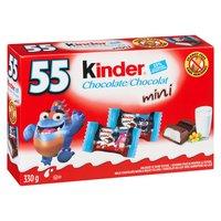 Kinder - Chocolate Mini, 55 Each