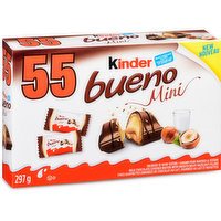Kinder Bueno - Bueno Mini, 55 Each