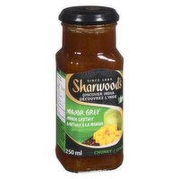 Sharwood's - Green Label Major Grey Chutney, 250 Millilitre