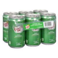 Canada Dry - Ginger Ale Soda, 6 Each