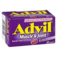 Advil Advil - Muscle & Joint Caplets 400mg, 32 Each