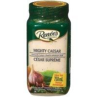 Renee's Gourmet - Mighty Caesar Dressing & Dip, 750 Millilitre