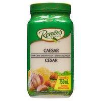 Renee's Gourmet - Caesar Dressing & Dip, 750 Millilitre