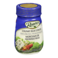 Renees Renees - Chunky Blue Cheese Dressing, 355 Millilitre