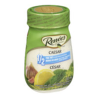 Renees Renees - Caesar Dressing 1/2 The Fat, 355 Millilitre