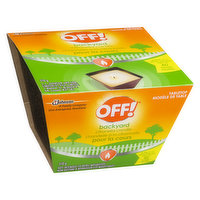 Off! - Tabletop Citronella Candle